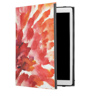 Abstract floral watercolor paintings 5 iPad pro case