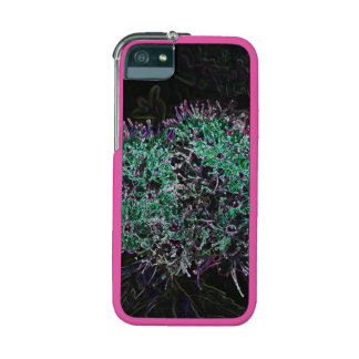 Abstract Flower Case For iPhone 5/5S