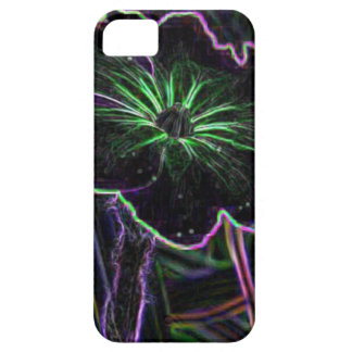 Abstract Flower iPhone 5 Cases