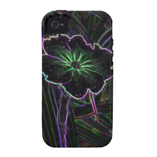 Abstract Flower Case-Mate iPhone 4 Covers
