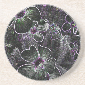 Abstract Flower Coaster