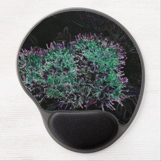 Abstract Flower Gel Mousepads