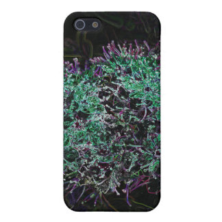 Abstract Flower iPhone 5/5S Covers