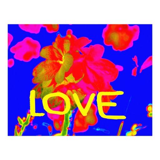 abstract flower magenta blue love copy.jpg letterhead design