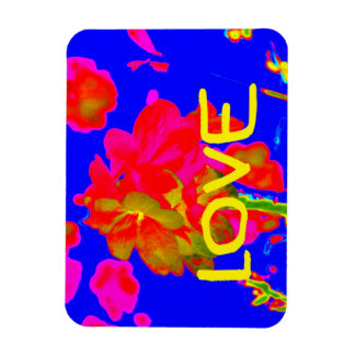 abstract flower magenta blue love copy.jpg magnet