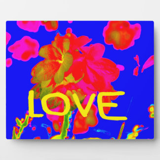 abstract flower magenta blue love copy.jpg display plaques