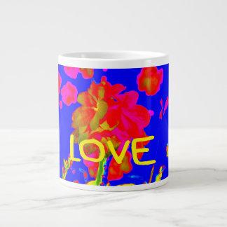 abstract flower magenta blue love copy.jpg 20 oz large ceramic coffee mug