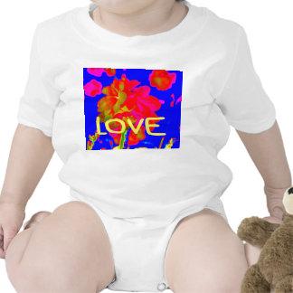 abstract flower magenta blue love copy.jpg baby bodysuit
