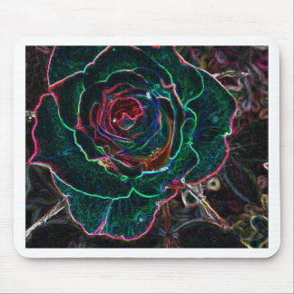 Abstract Flower Mousepads