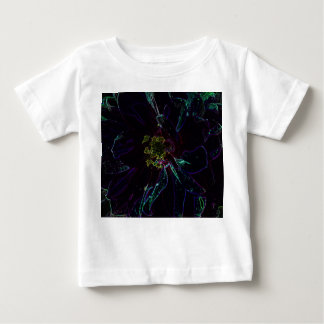 Abstract Flower Infant T-shirt