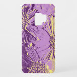 "Abstract Flowers 3 Cute Floral Case-Mate Samsung Galaxy S9 Case<br><div class=""desc"">The beauty of God&#39;s creation is all around us,  including in our own backyard. This is the third piece in Sipporah&#39;s Abstract Flowers series,  which was inspired by the beautiful wildflowers that bloom behind Sipporah&#39;s house nearly every spring.</div>"