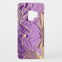 Abstract Flowers 3 Cute Floral Case-Mate Samsung Galaxy S9 Case