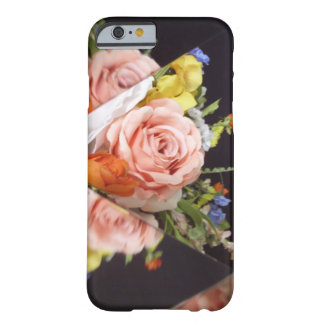 Abstract FLowers Barely There iPhone 6 Case