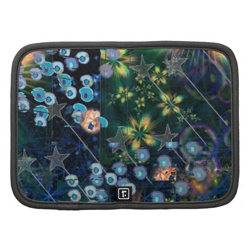 Abstract flowers & butterfly,Natural Fantasy Planners