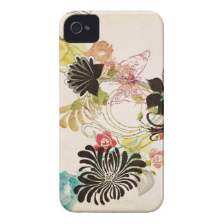 Abstract flowers Case-Mate Case