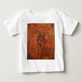 abstract flowers.jpg baby T-Shirt