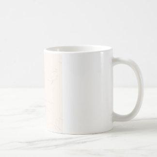 Abstract Flowers Warm Colors Pip Coffee Mug