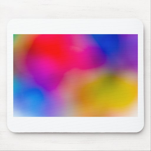 Abstract Focus art Mouse Pad