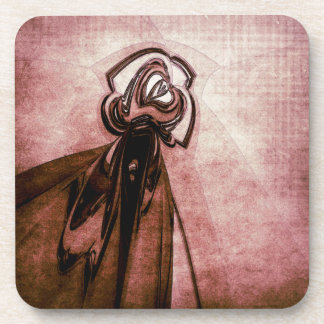 Abstract Form 3 Drink Coaster