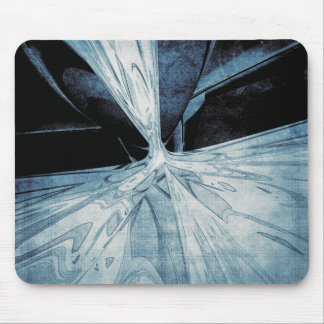 Abstract Form 8 Mouse Pad