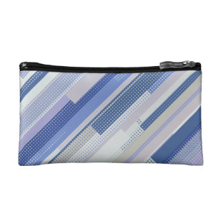 Abstract Forms Cosmetic Bag