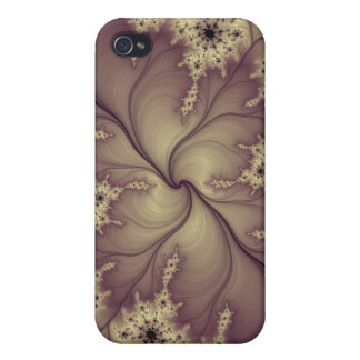 abstract fractal art  iPhone 4/4S covers