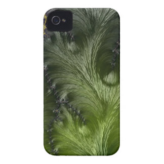 Abstract fractal cuff RNS and shapes. Fractal kind Case-Mate iPhone 4 Case