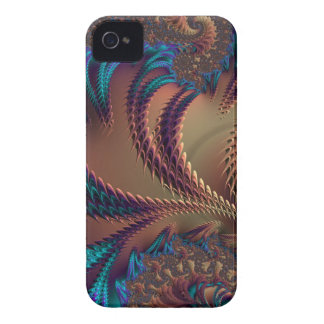 Abstract fractal cuff RNS and shapes. Fractal kind iPhone 4 Case