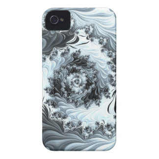 Abstract fractal cuff RNS and shapes. Fractal kind iPhone 4 Case-Mate Case
