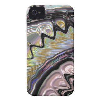 Abstract fractal cuff RNS and shapes. Fractal kind iPhone 4 Cover