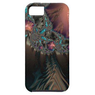 Abstract fractal cuff RNS and shapes. Fractal kind iPhone SE/5/5s Case