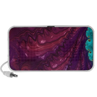 Abstract fractal cuff RNS and shapes. Fractal kind Portable Speaker