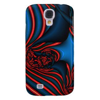 Abstract fractal i galaxy s4 cover