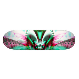 Abstract Fractal Skateboard Deck