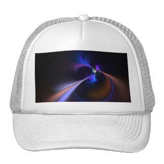Abstract Fractal Vortex Texture Trucker Hat