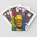 Abstract Frank Poker Cards