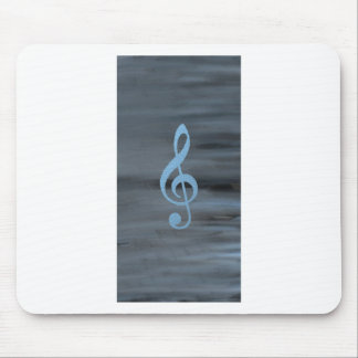 Abstract from the Heart: Lionel Mouse Pad