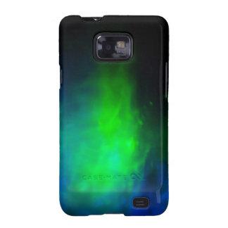 Abstract Galactic Light Samsung Galaxy S Case
