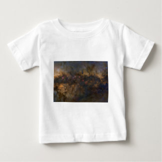 Abstract Galaxy with cosmic cloud 2 Baby T-Shirt