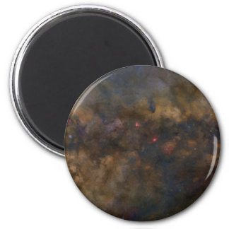 Abstract Galaxy with cosmic cloud 2 sml Magnet