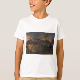 Abstract Galaxy with cosmic cloud 2 T-Shirt