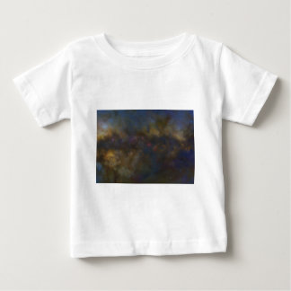 Abstract Galaxy with cosmic cloud Baby T-Shirt