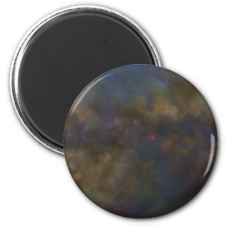 Abstract Galaxy with cosmic cloud sml Magnet