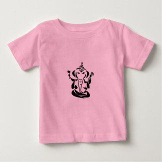 Abstract Ganesh - Baby Yoga Shirt