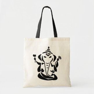 Abstract Ganesh - Yoga Tote Bag