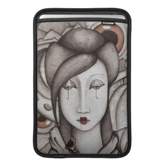 Abstract Geisha Sleeve For MacBook Air