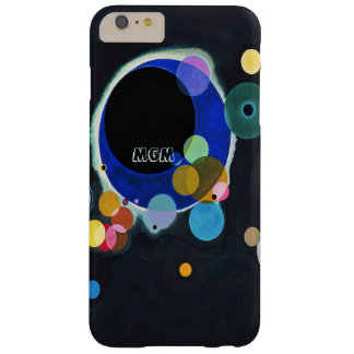 Abstract Geometric 1920s Art Barely There iPhone 6 Plus Case
