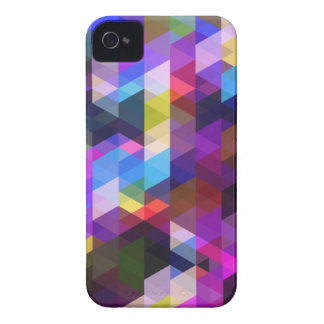 Abstract Geometric 2 iPhone 4 Case-Mate Case