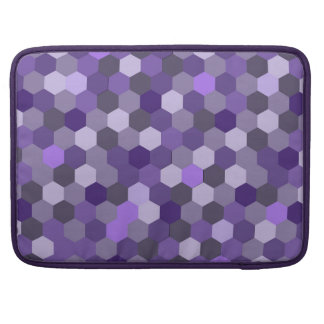 Abstract Geometric Art Sleeves For MacBook Pro