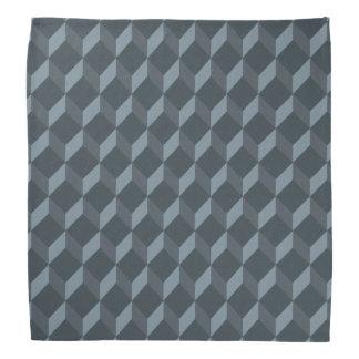 Abstract Geometric Background Pattern Bandana